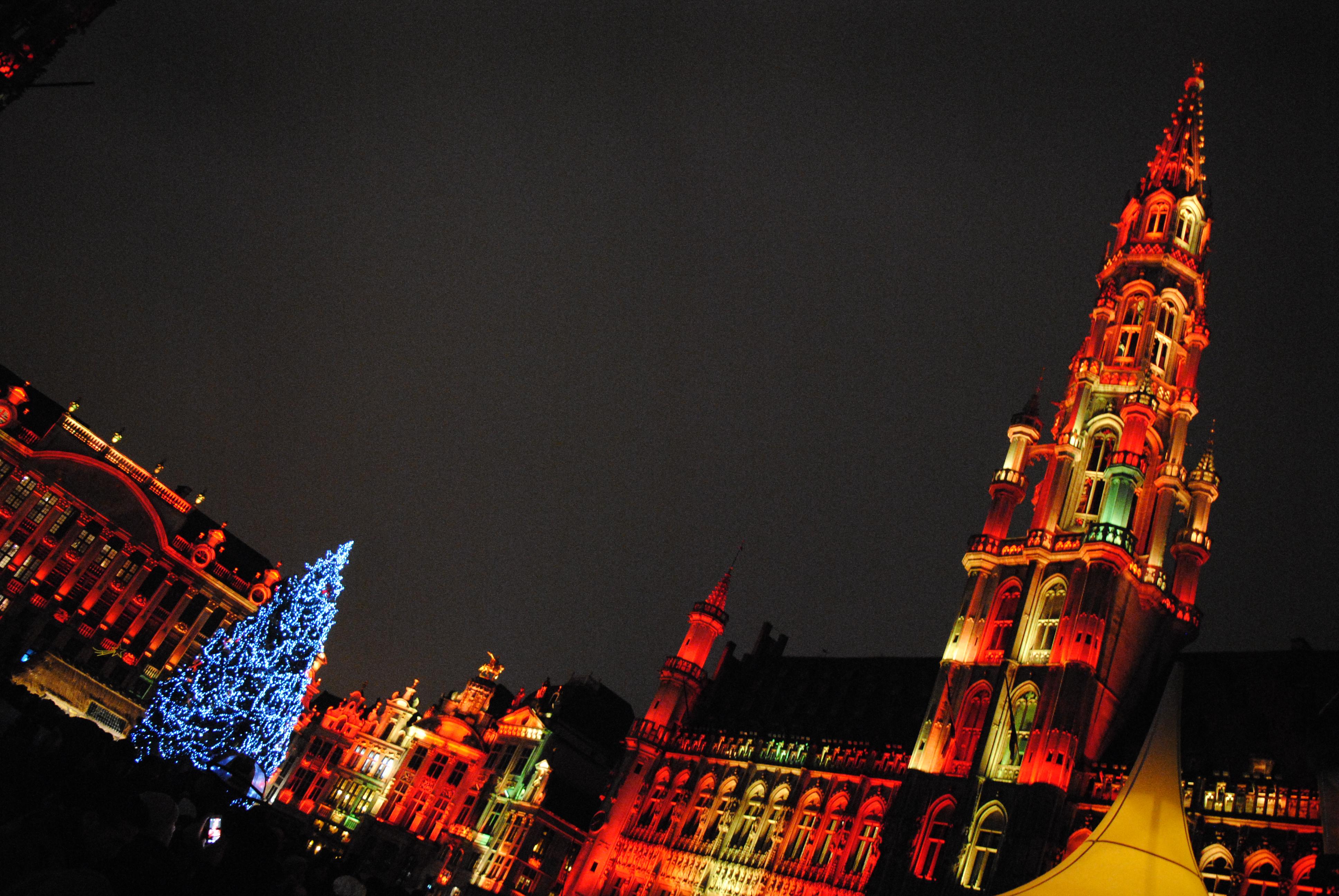 Grande-Place-Bruxelles