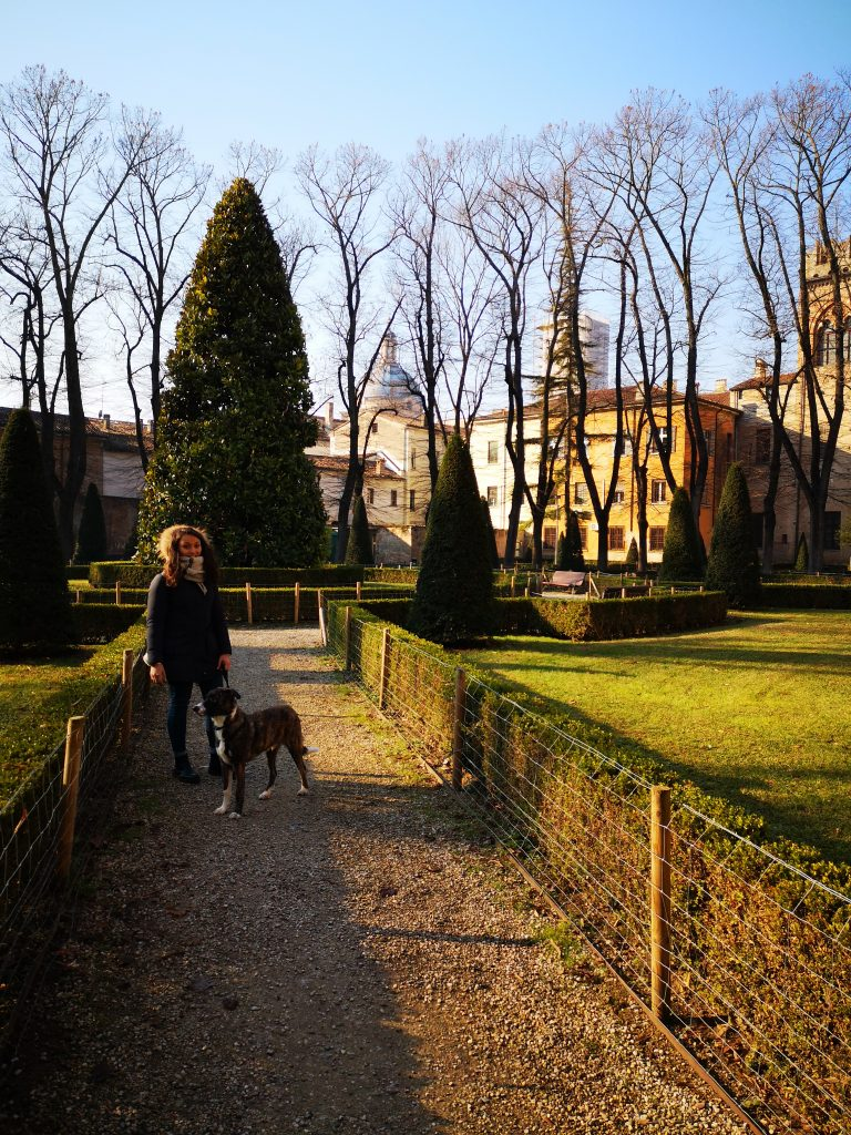 Giardini palazzo Ducale
