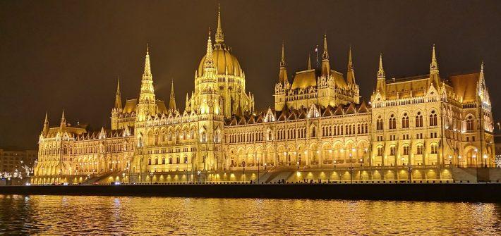 Parlamento-di-Budapest