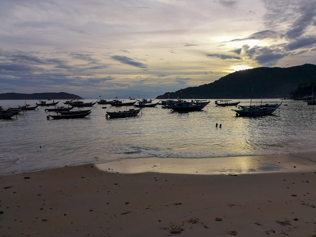 Tramonto-in-spiaggia