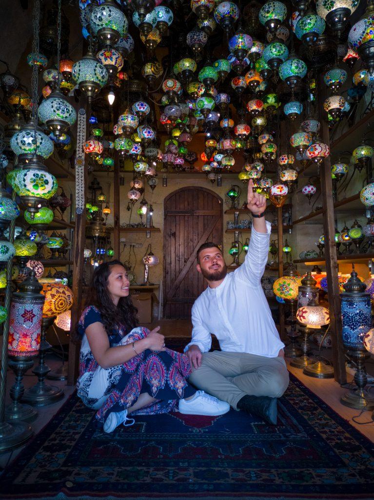 Galleria-ikman-lanterne