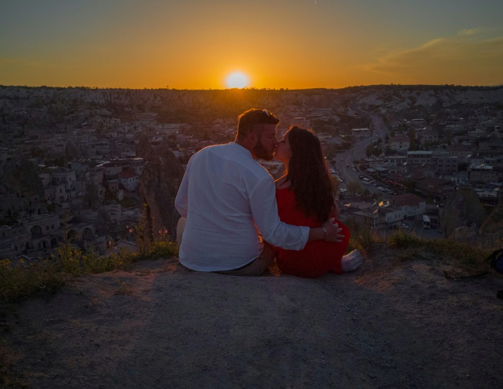 Sunset-point-Goreme