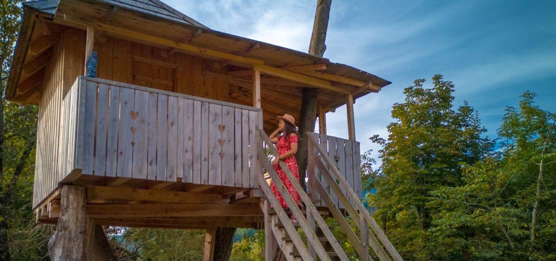 Dove dormire in una casa sull\'albero in Slovenia ...