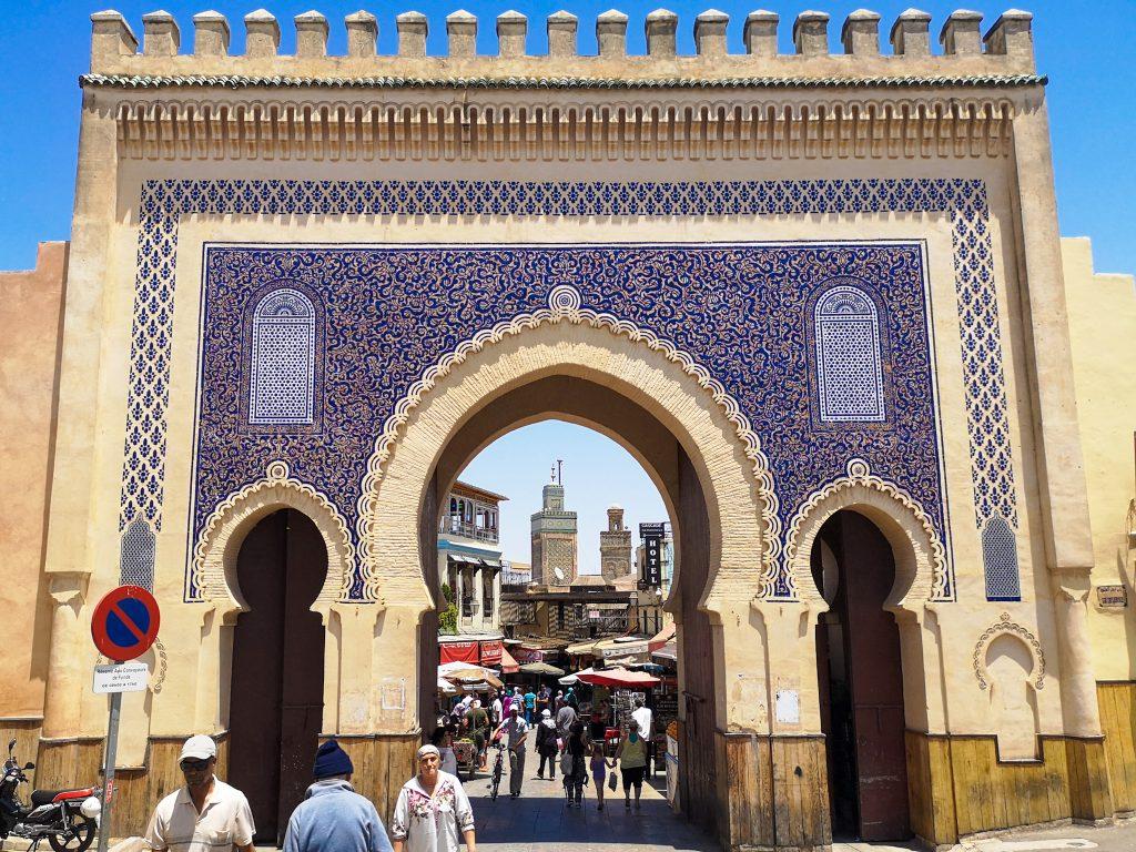 Bab-Bou-Jeloud-The-Blue-Gate