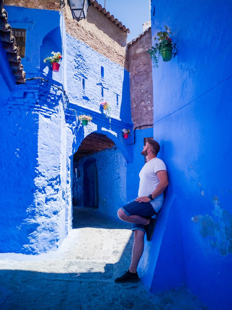Chefchaouen-Andre