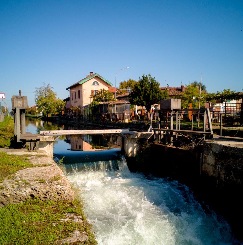 Chiusa-Naviglio-Pavese