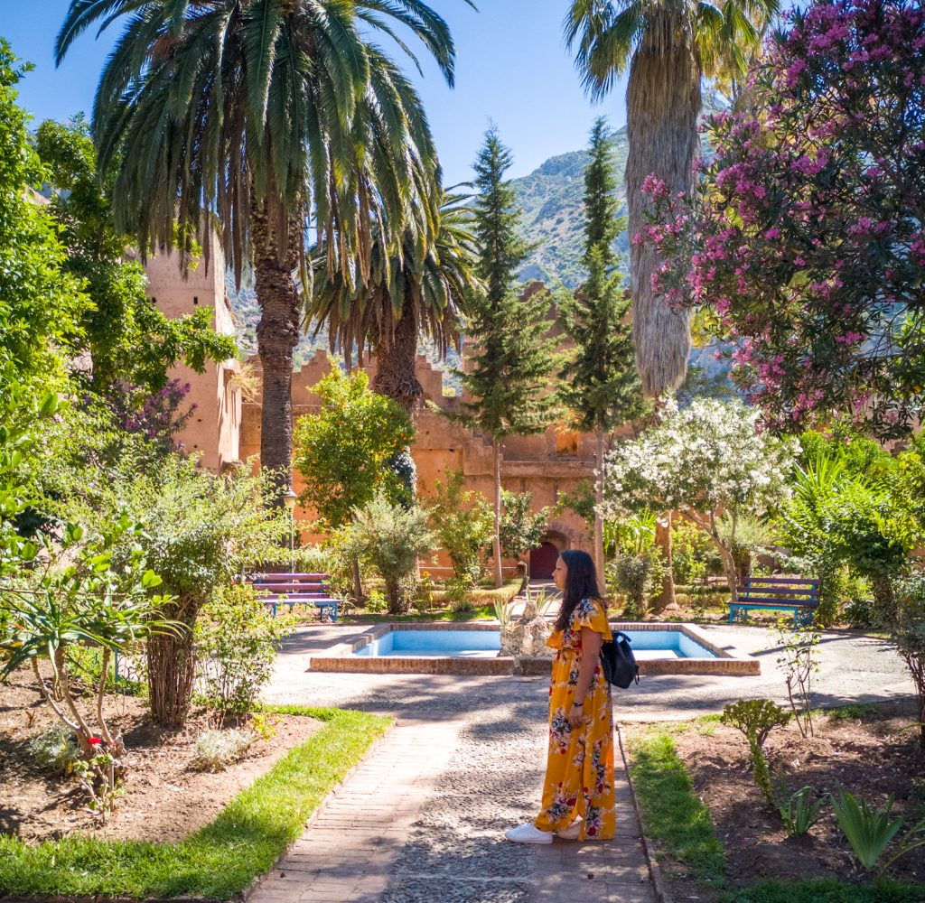 Giardini-Kasbah-Chefchaouen