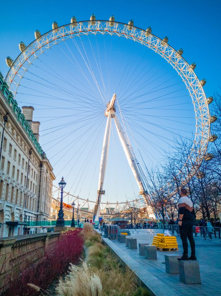 London-Eye-dal-basso