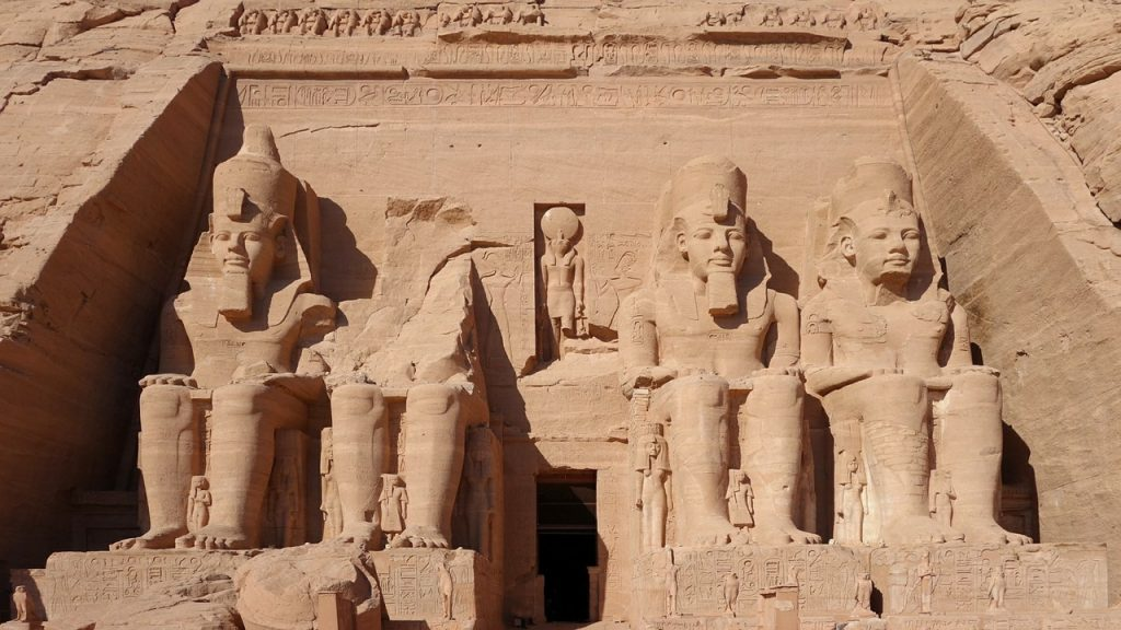 Abu-Simbel-Egitto