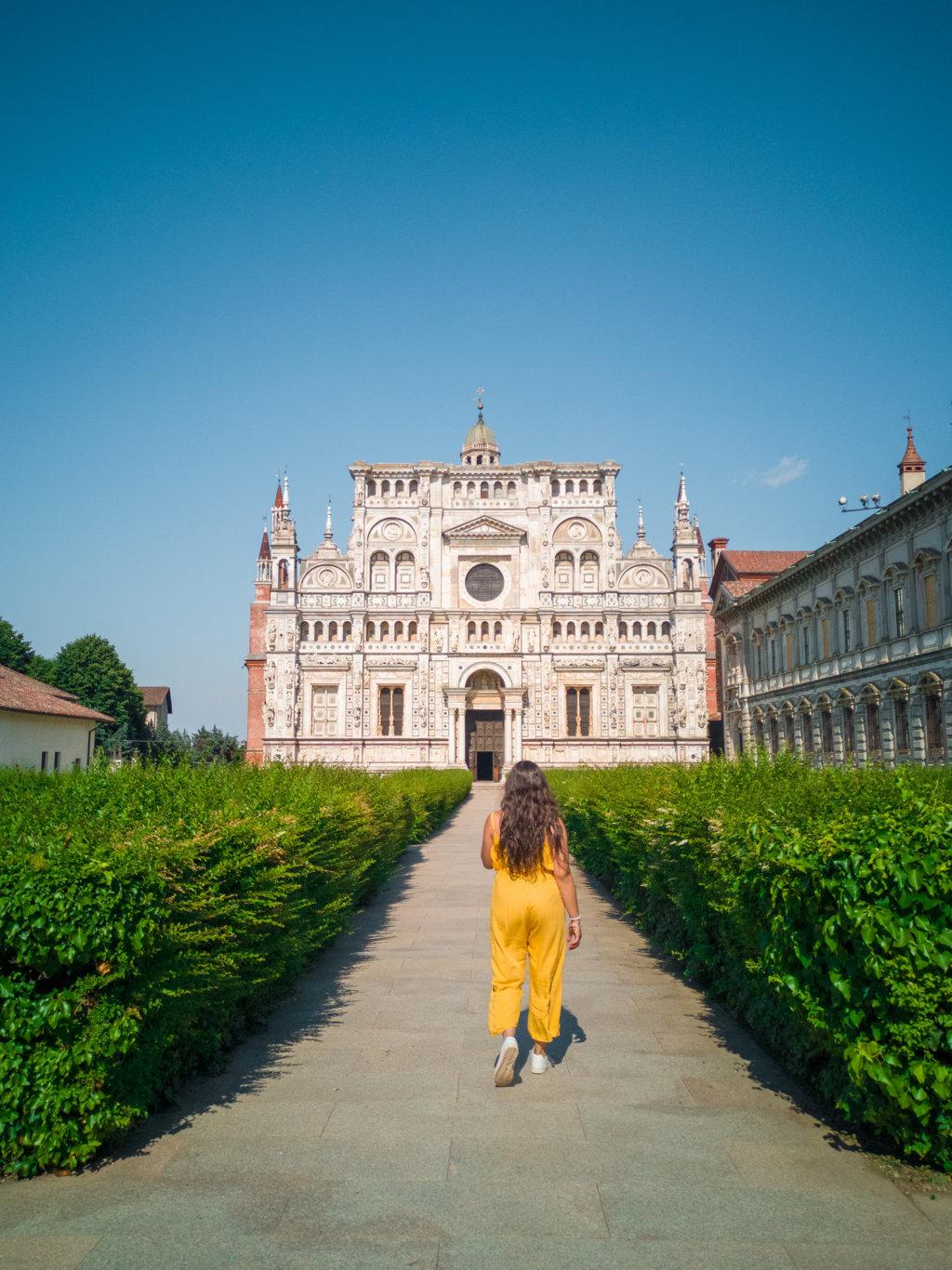 Certosa-di-Pavia