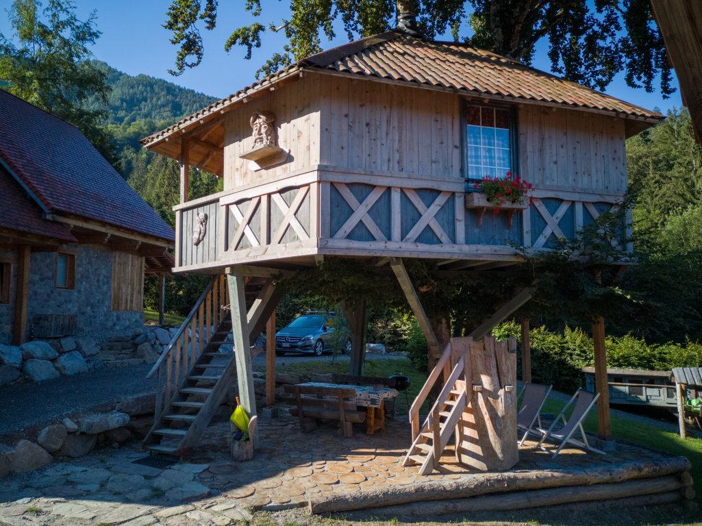 Casa-sullalbero-Dolomiti-Village