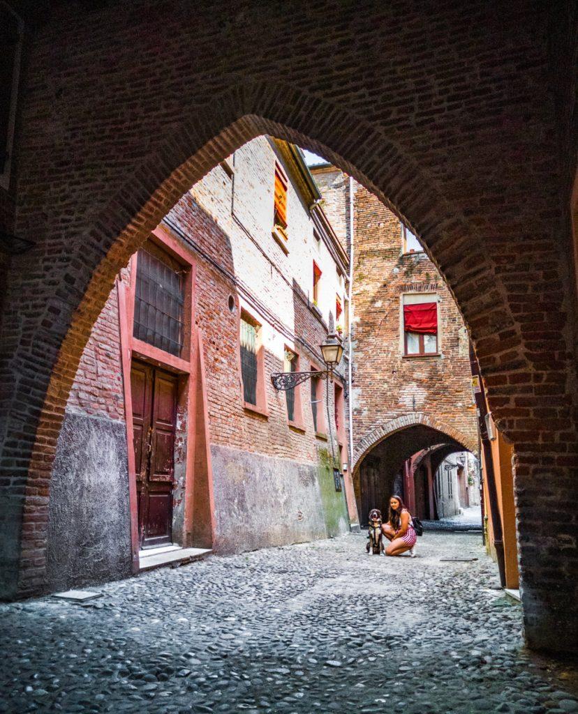 Via-delle-Volte-Ferrara