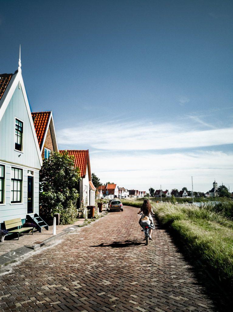 On-the-road-nei-Paesi-Bassi-verso-Marken