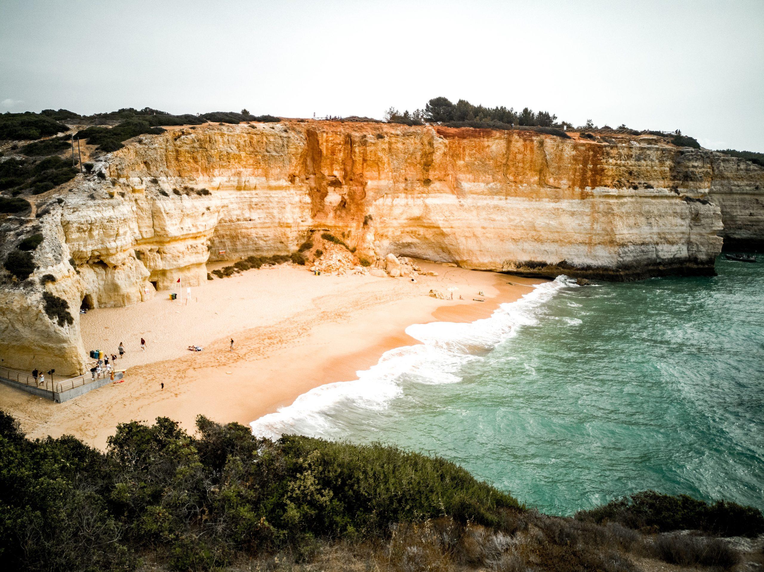 Praia-Benagil